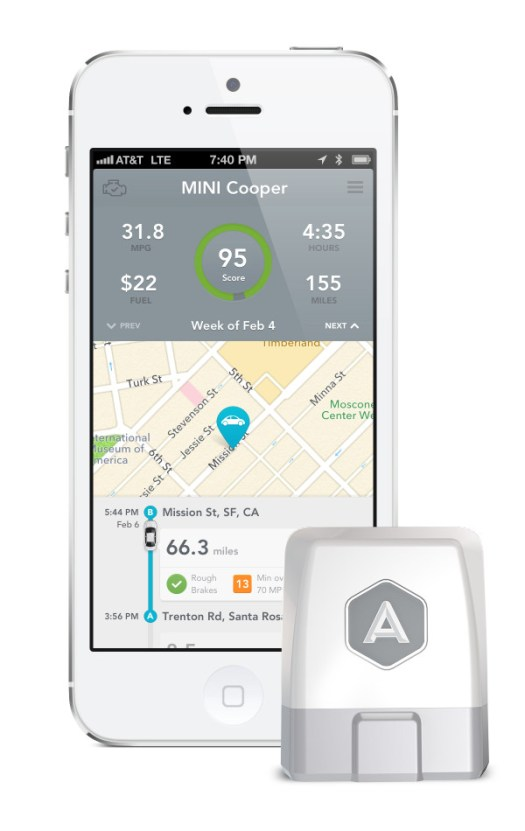 Automatic Lets You Safely Tweet + Update Facebook Status While Driving in technology Category