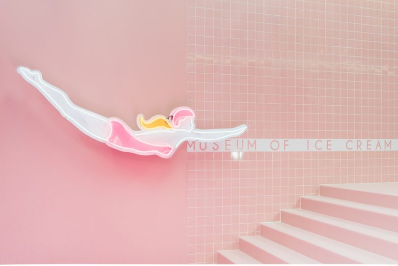 LA's New Museum of Ice Cream Is the Coolest