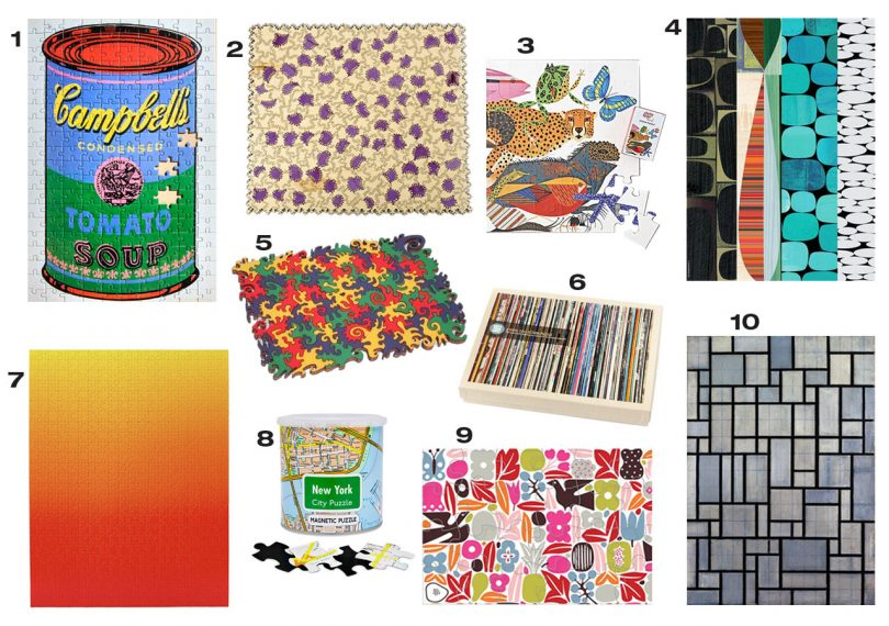 10 Modern Puzzles Adults Will Want to Get Their Hands On