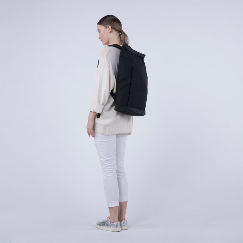 Minimalist, Rain-Proof Bags For The City Dweller by OPPOSETHIS