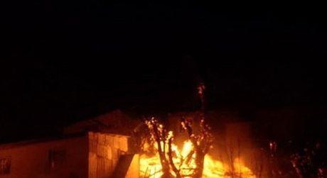 Hỏa hoạn ập đến, người thông thái sẽ chạy như thế nào?