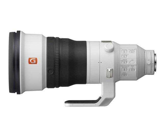 Sonys 400mm F2 8 G Master Will Arrive In September For 12000 Digital Photography Review