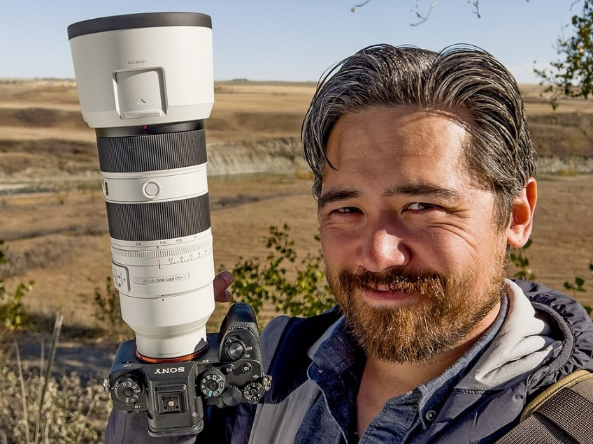 DPReview TV: Sony 70-200mm F2.8 GM II review