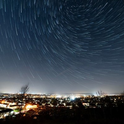 Star Stacker lets you create star trail images and timelapses on iPhones, iPads