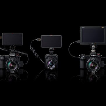 Panasonic to bring Blackmagic Raw recording and more to the S1H, S1 in forthcoming firmware updates