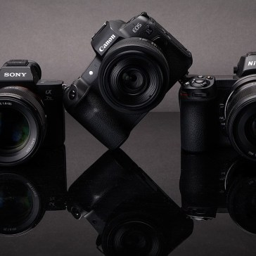 Report: Sony tops mirrorless production in 2020 with Canon close behind