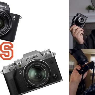 DPReview TV: Sony a7 III vs. Fujifilm X-T4