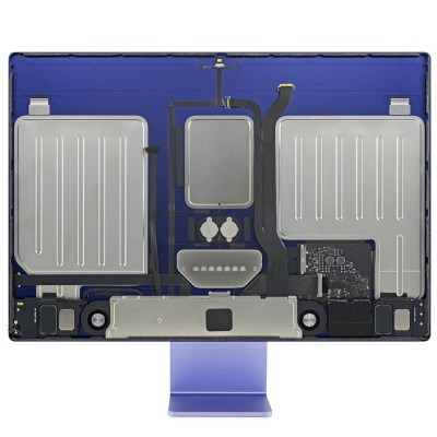 iFixit gives the new 24″ M1 iMac a proper teardown treatment with a 2/10 repairability score