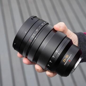 Panasonic Leica 25-50mm F1.7 ASPH field review
