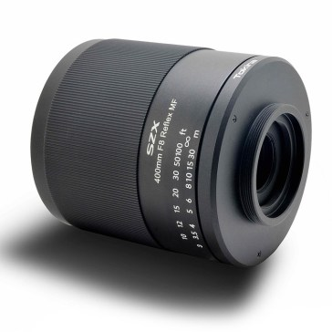 Tokina adds Canon RF, Nikon Z mount options for its $250 400mm F8 Reflex lens