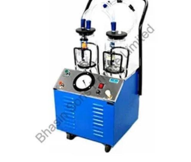 Mtp Suction Machine