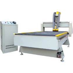 CNC Wood Working Machine