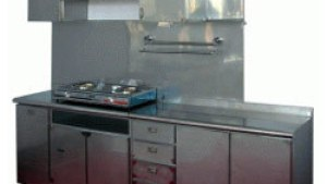 Stainless Steel Kitchen Furniture Stainless Steel