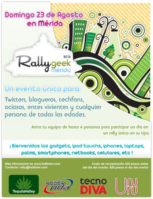 Relly Geek Mérida