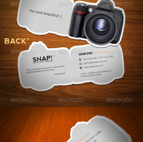 SNAP Business Card