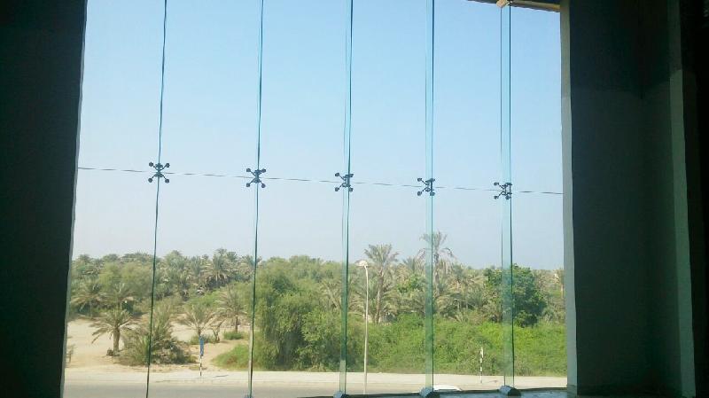 Frameless Spider Glass Curtain Walls
