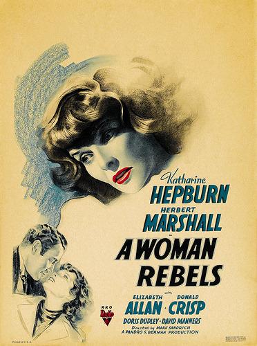 Katharine Hepburn (via Music2MyEars)