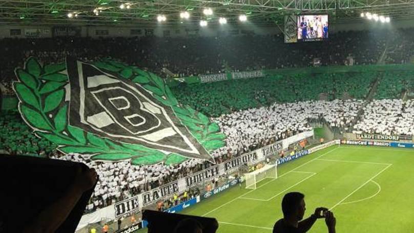 Image result for Borussia Mönchengladbach fans