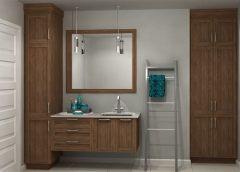 Comment choisir les armoires de salle de bains