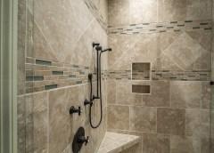 Comment nettoyer les carreaux de douche ?