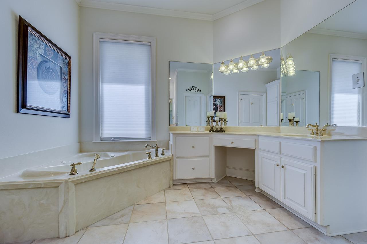 Garder votre salle de bains propre