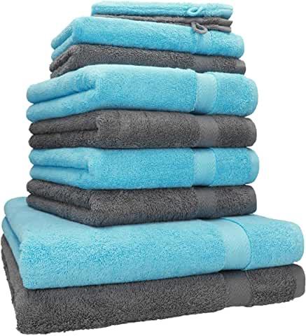 lot serviette de toilette