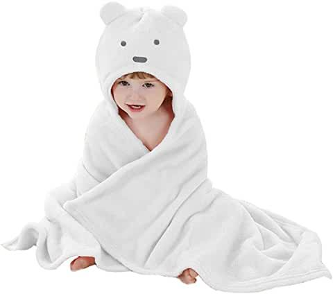 drap de bain bébé