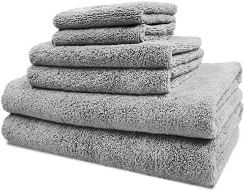 serviette bain microfibre