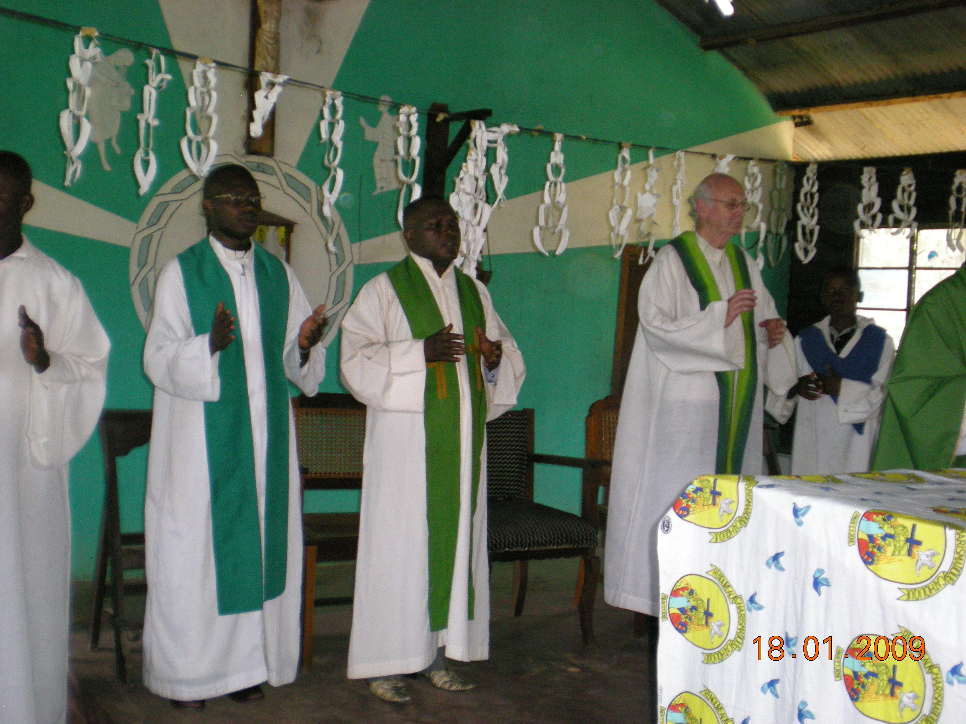 Congo-Bulongo célébration avec élèves 02