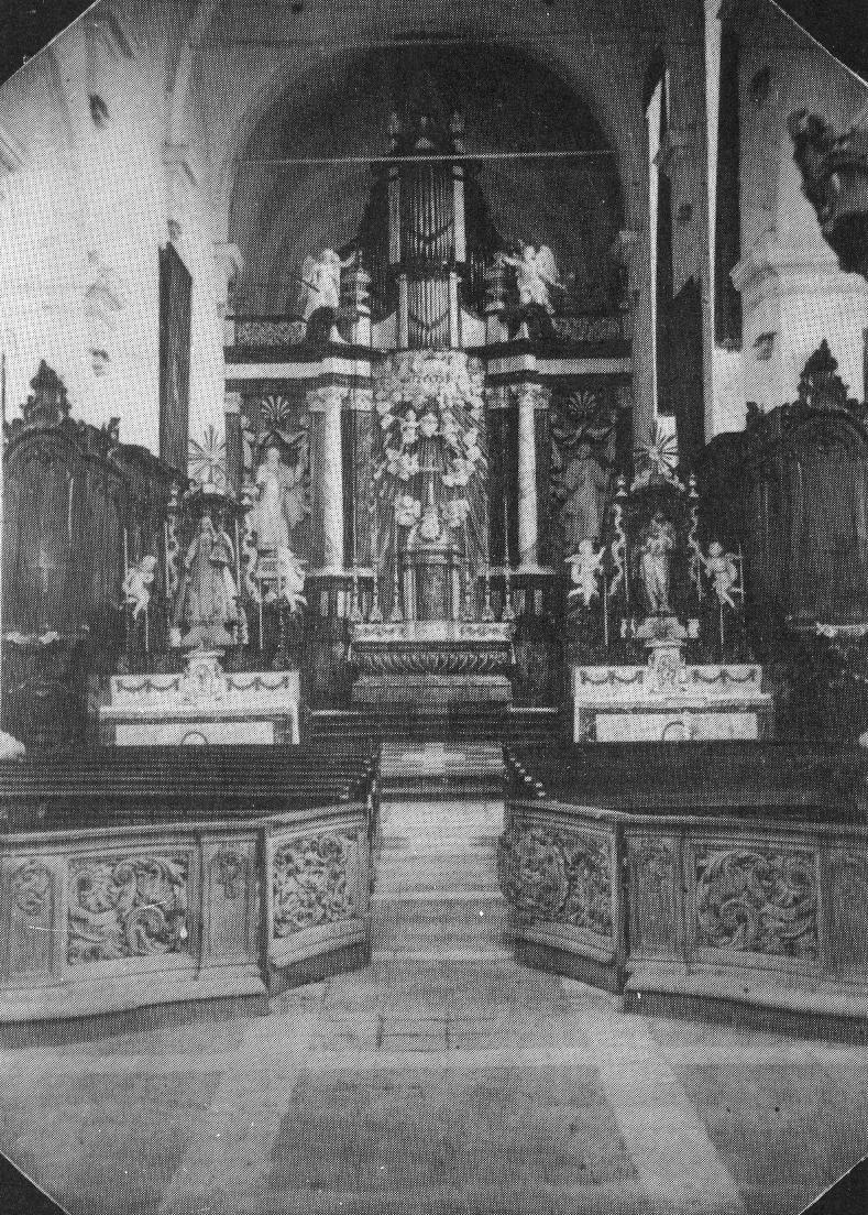 Karmelietenkerkmetkoororgeljaren80inde19deeeuw