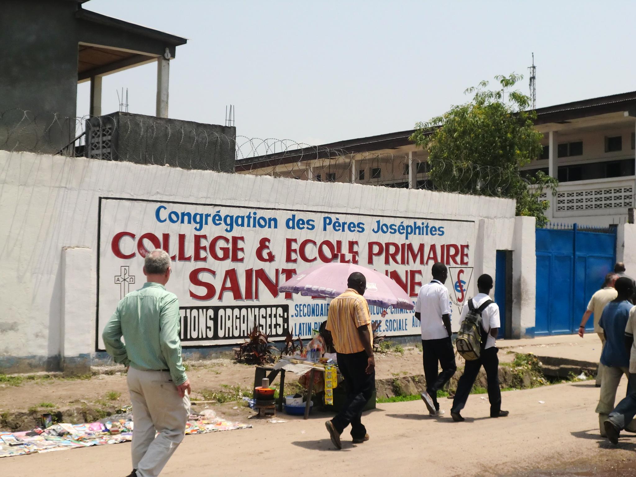 Kinshasa-Saint-Etienne