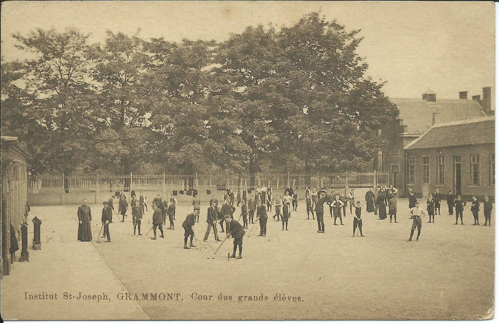 postkaarten St.-Jozef (1910-1912)0011