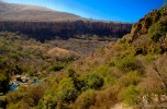 The Eland River Canyon below Waterval Boven.