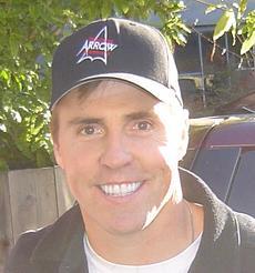 Bill Romanowski, former American football player.