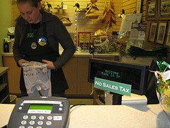 Oregon - no sales tax