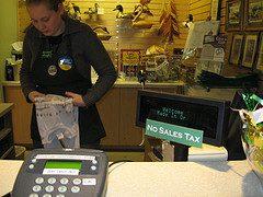 Oregon - no sales tax