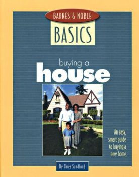 """Cover of """"Buying a House: An Easy, Smart ..."""