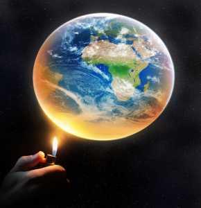 Globalno zatopljenje 1