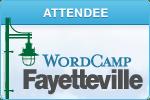 WordCamp Fayetteville 2012 Attendee