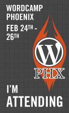 I'm Attending Wordcamp Phoenix 2012