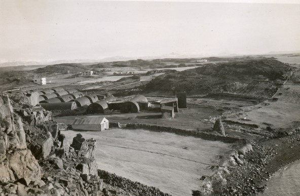 Neðri-Sandvík í Borgarnesi.