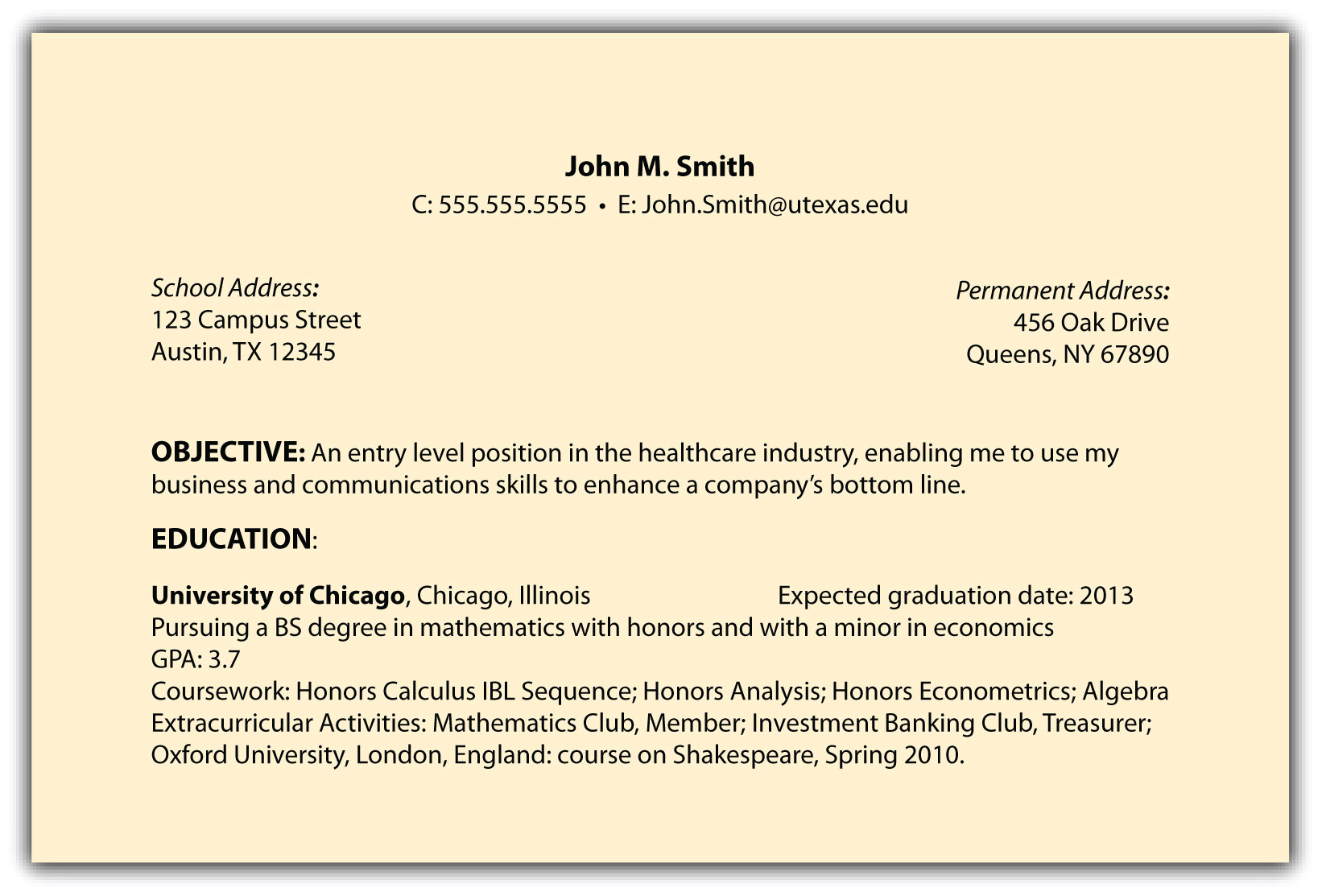 sample objectives for resume sample career objectives examples for – Resume Objectives Sample