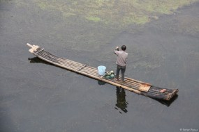Bambusboot