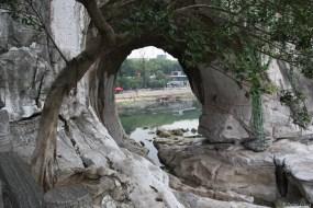 Die Höhle von der anderen Seite