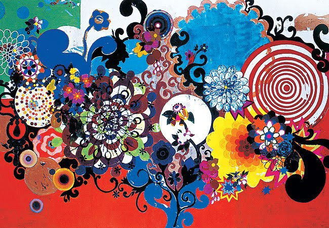 BRAZILIAN ARTIST BEATRIZ MILHAZES