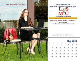 JSP Calendar - LSMC - Christine Feldmann