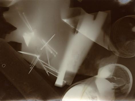 László Moholy-Nagy l Fotogramm (Ausschnitt) l (c) Moholy-Nagy Foundation