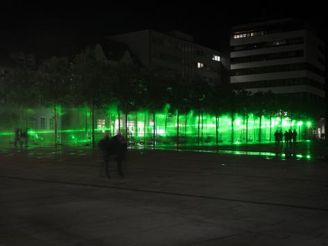 LichtRouten 2013 I Rainer Plum I Foto Jennifer Braun