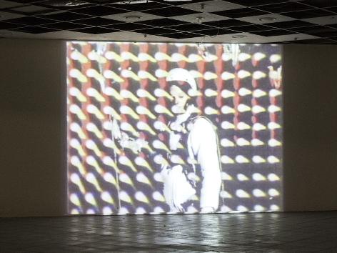 LichtRouten 2013 I WGBH - Otto Piene l Foto Jennifer Braun