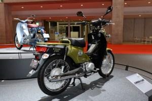Honda Xrm 110 Motor Show  impremedia